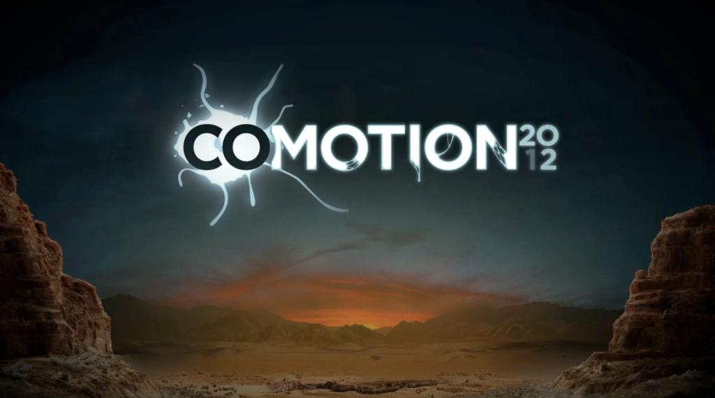 Inspire / CoMotion 2012