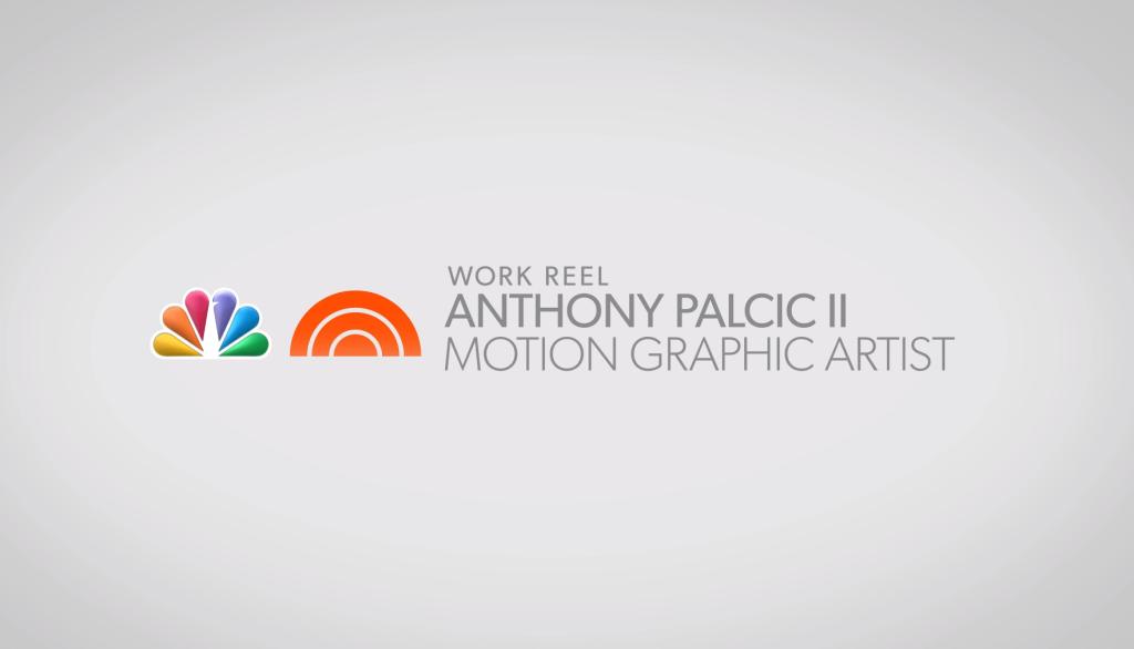 NBC Graphics Reel 2018